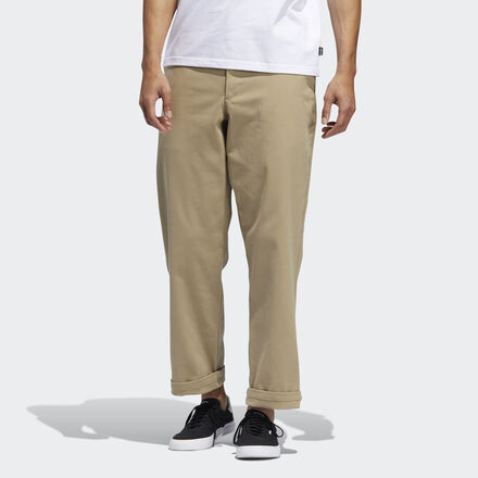 Pantalón chino Striped