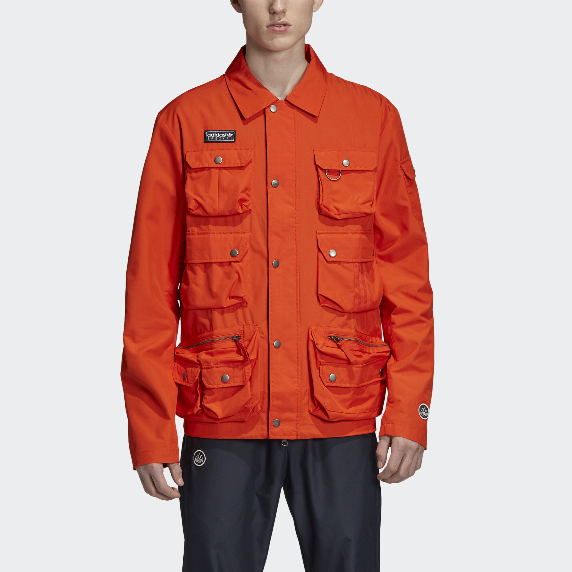 adidas Wardour Military Jacket Dy5862 Sneakersnstuff